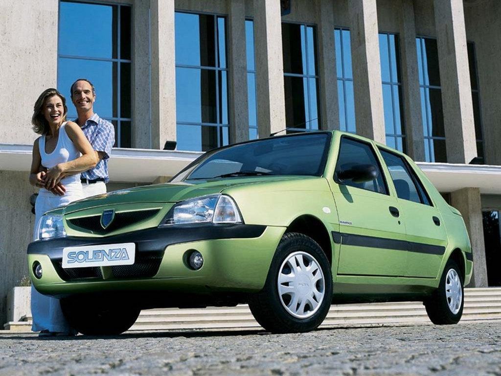 Dacia solenza 14 i