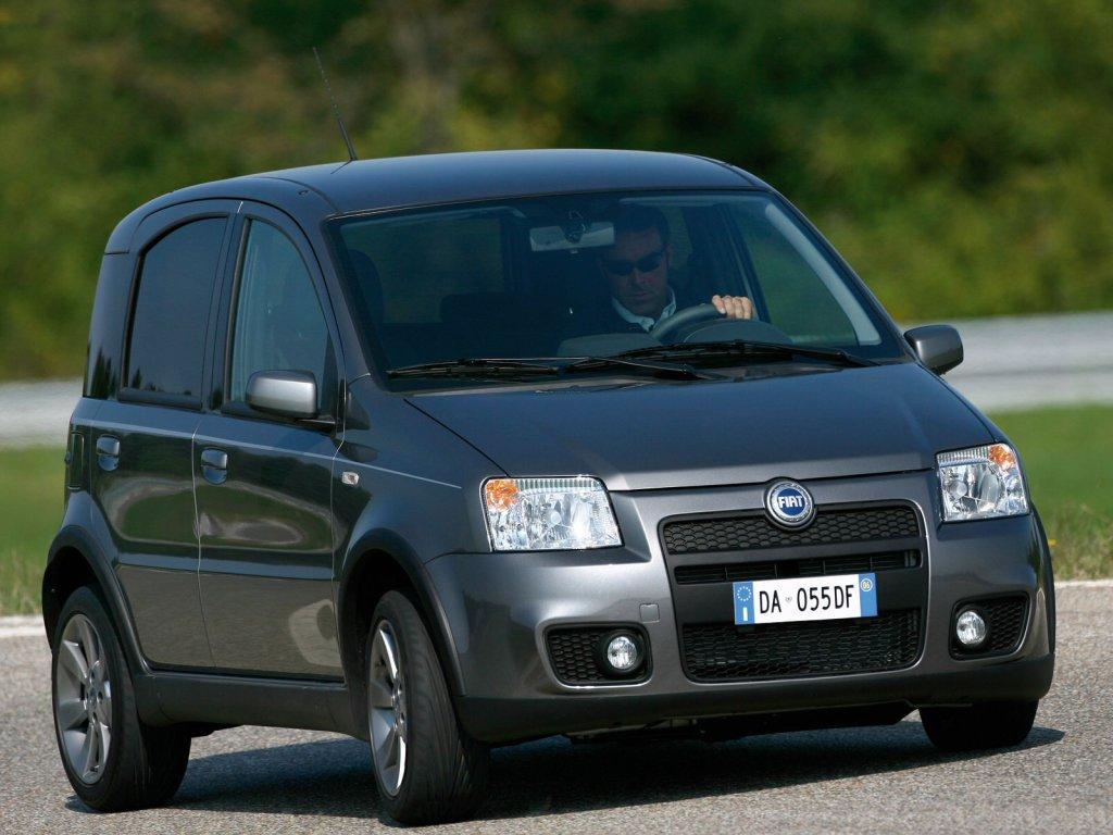 FIAT Panda третьего поколения по…