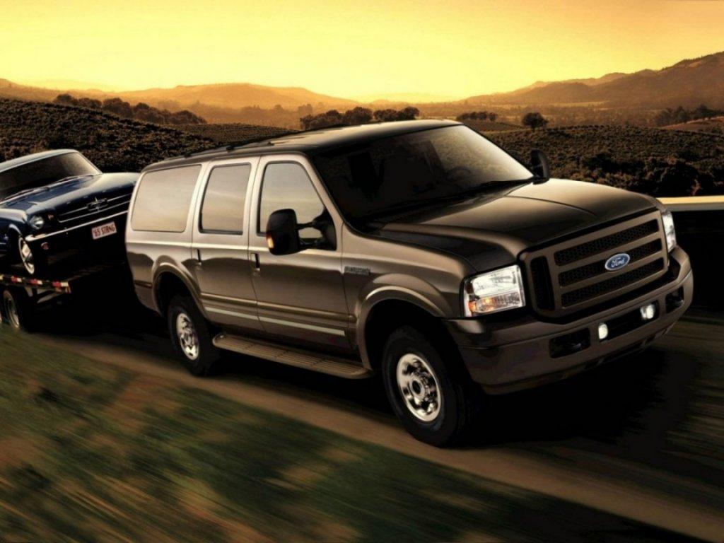 Характеристики, цены, фото Ford …