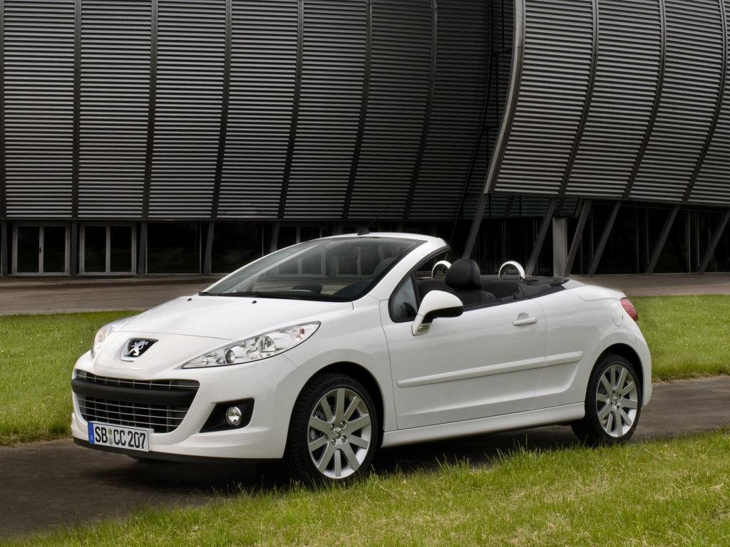 Peugeot 207 Кабриолет фото 1…