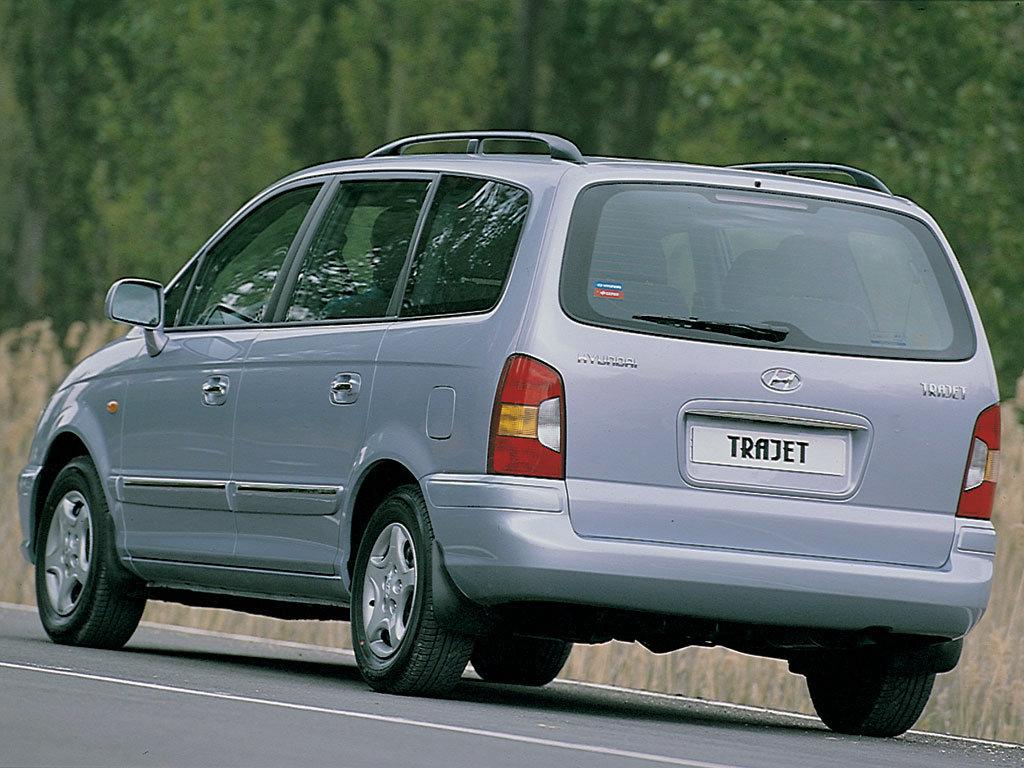 Фото Hyundai Trajet,Продажа …