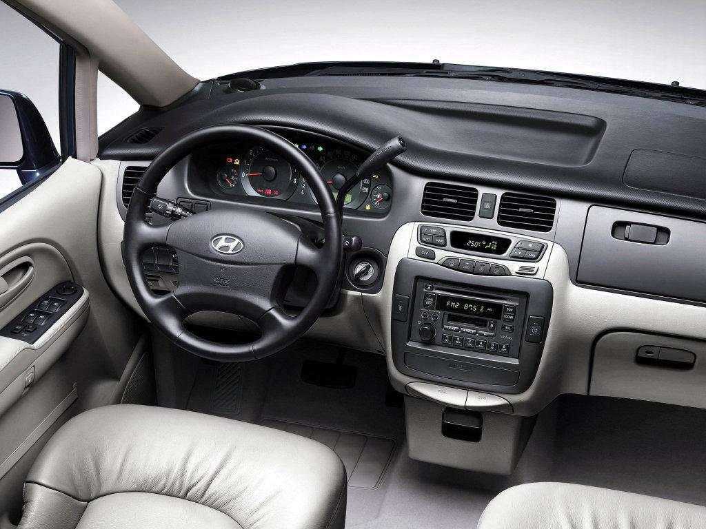 Фото 2004 Hyundai Trajet (Ми…