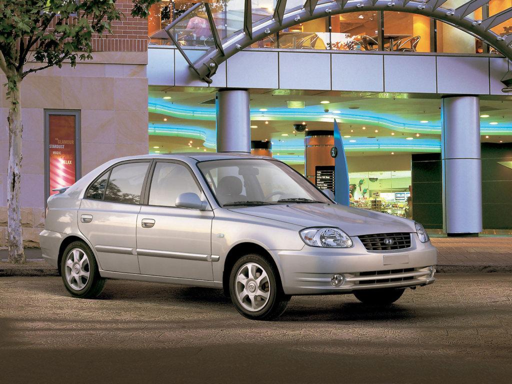 Hyundai Accent - Hyundai / Авт…