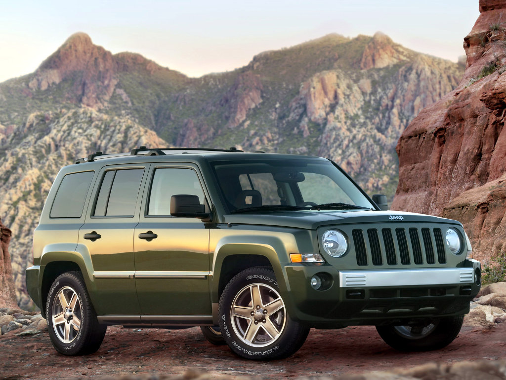 Jeep Patriot .  Фото 1.