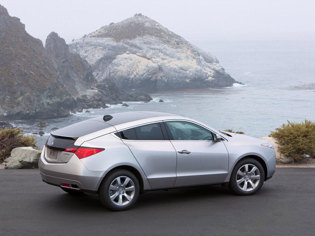 Подробнее о Acura ZDX 2010.