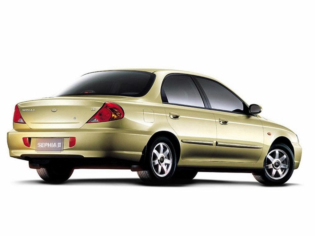 Запчасти для KIA Sephia