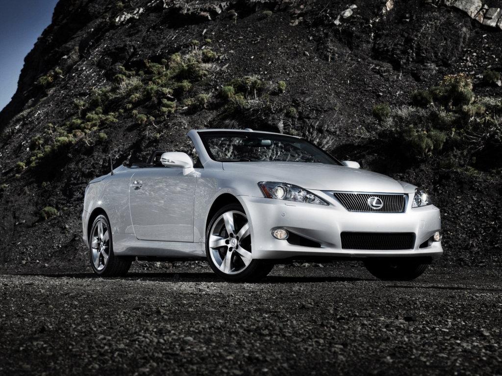 Lexus Hardtop Convertible.