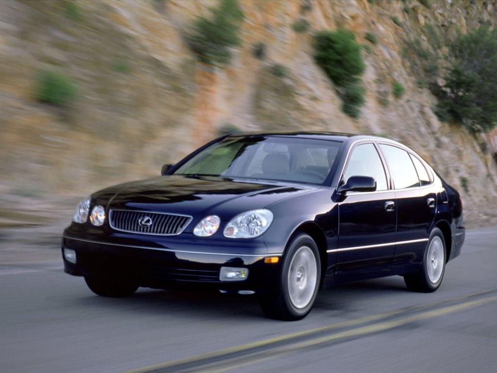 Обои Lexus GS: Асфальт, Lexus…