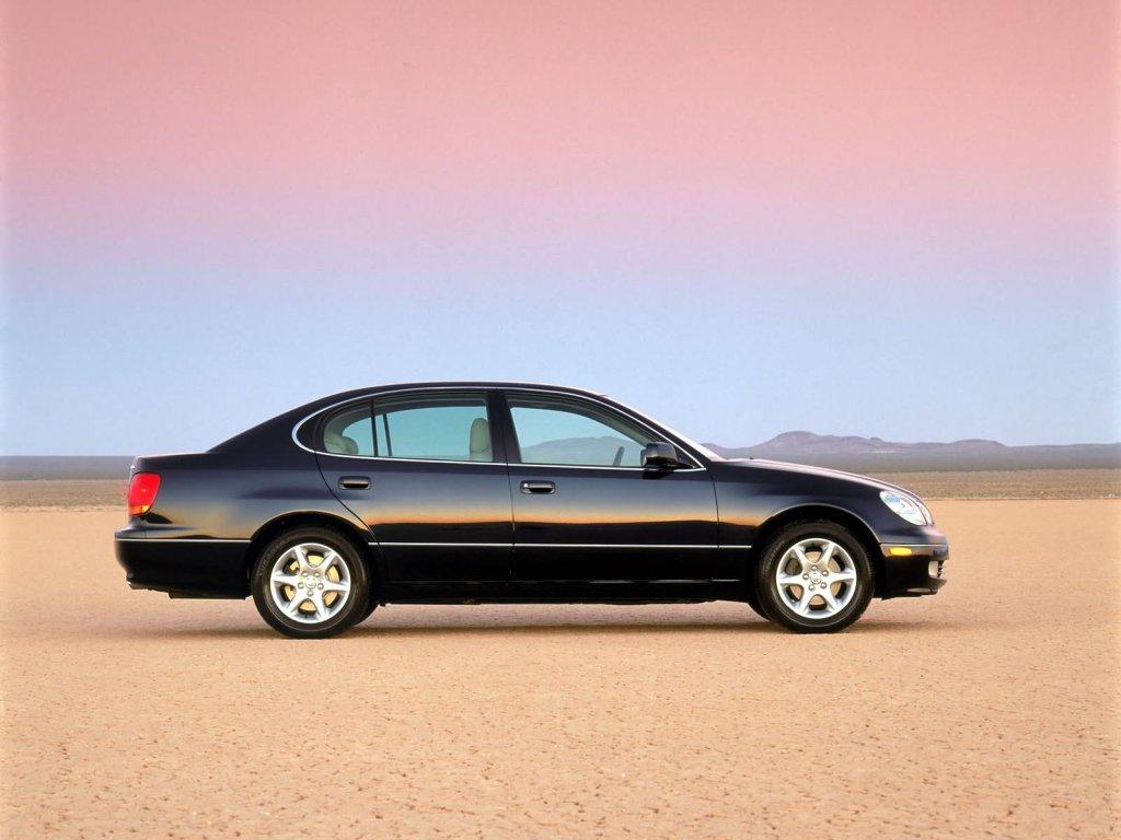 Модификации Lexus GS II.