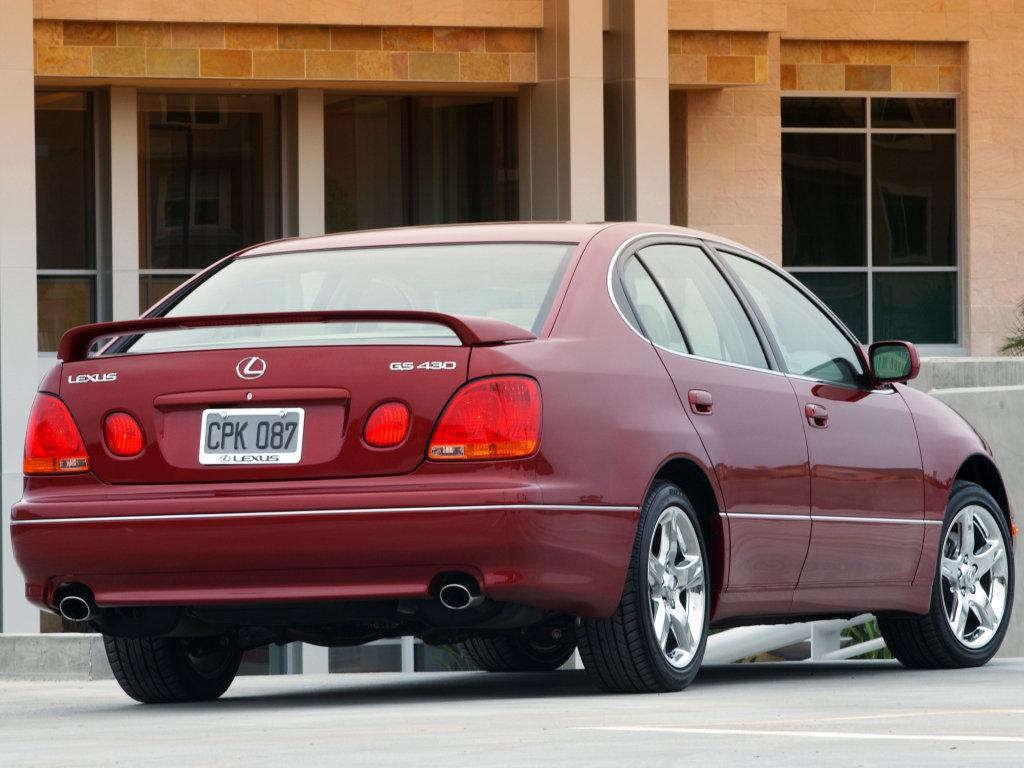 Lexus GS.  Случайное.