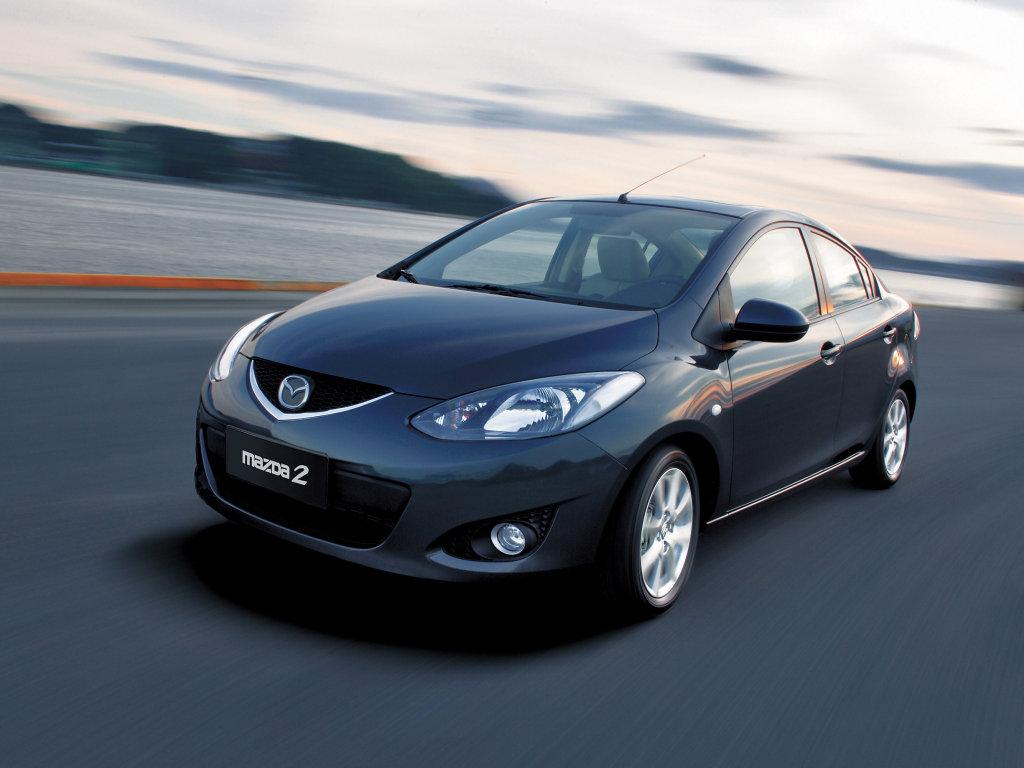 Фото Mazda.