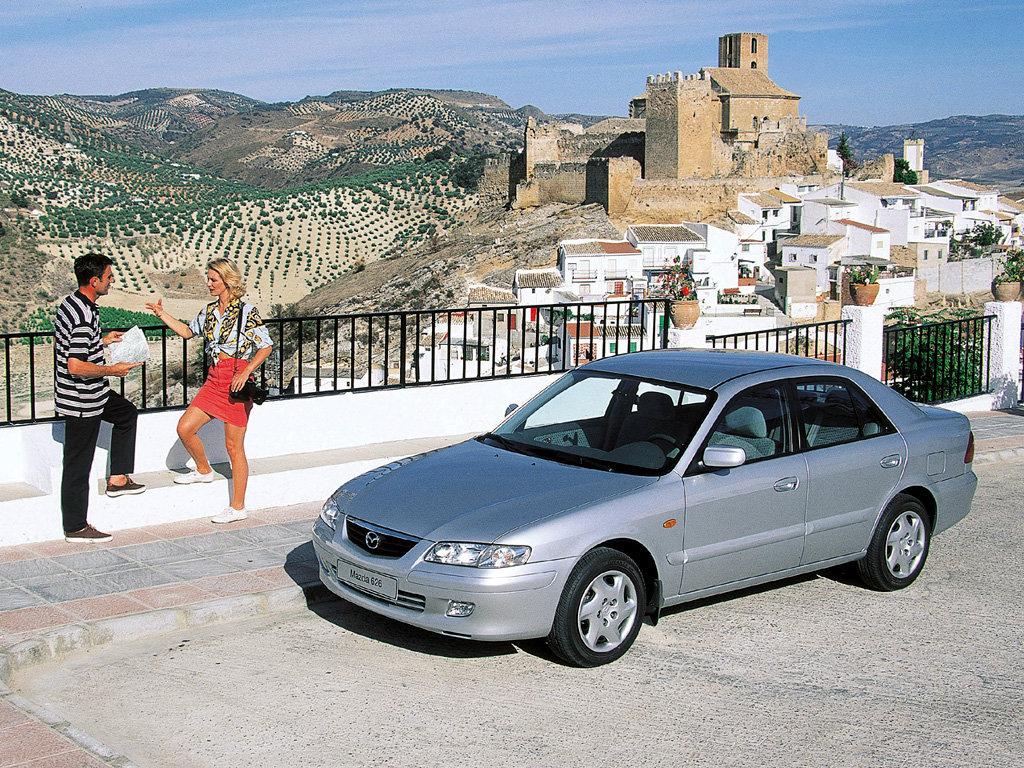 Mazda фото.