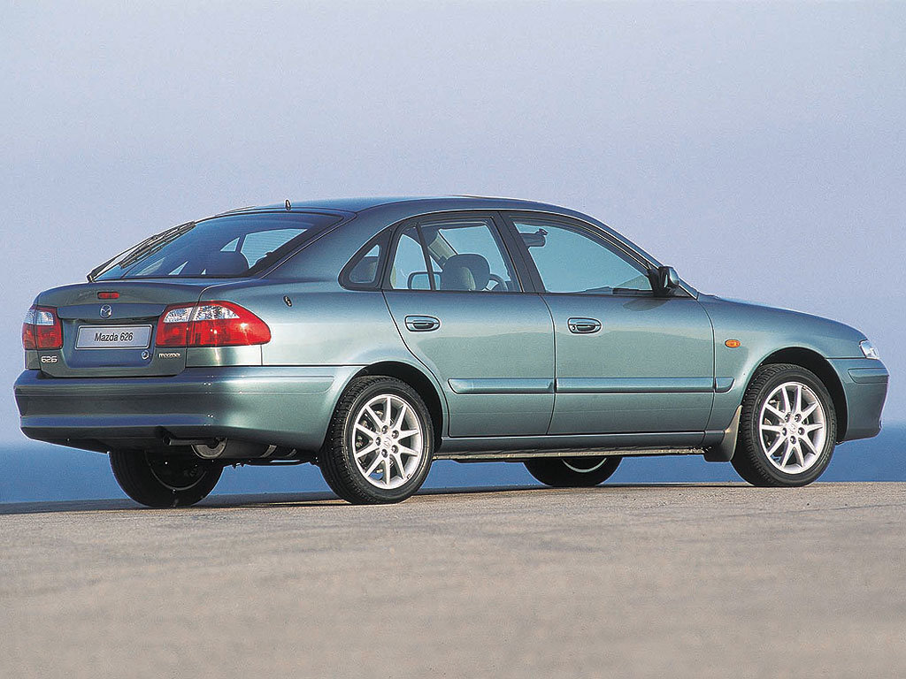Автомобиль Mazda 626 1.9 (90 Hp)…