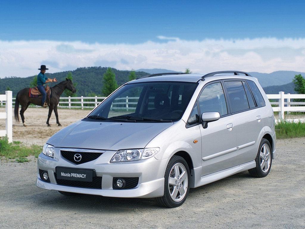 Mazda Premacy: 02 фото.
