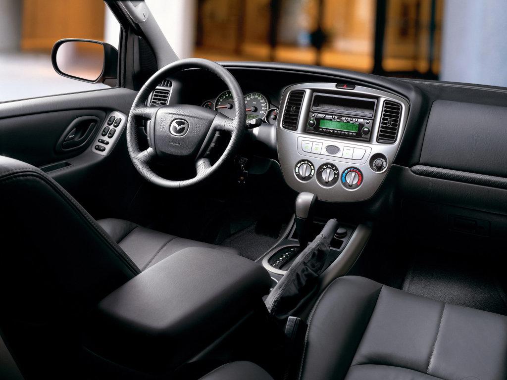 Mazda Tribute / Мазда Триб…