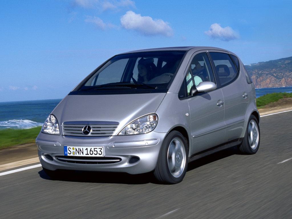 Первым шагом Mercedes на рынок малог…