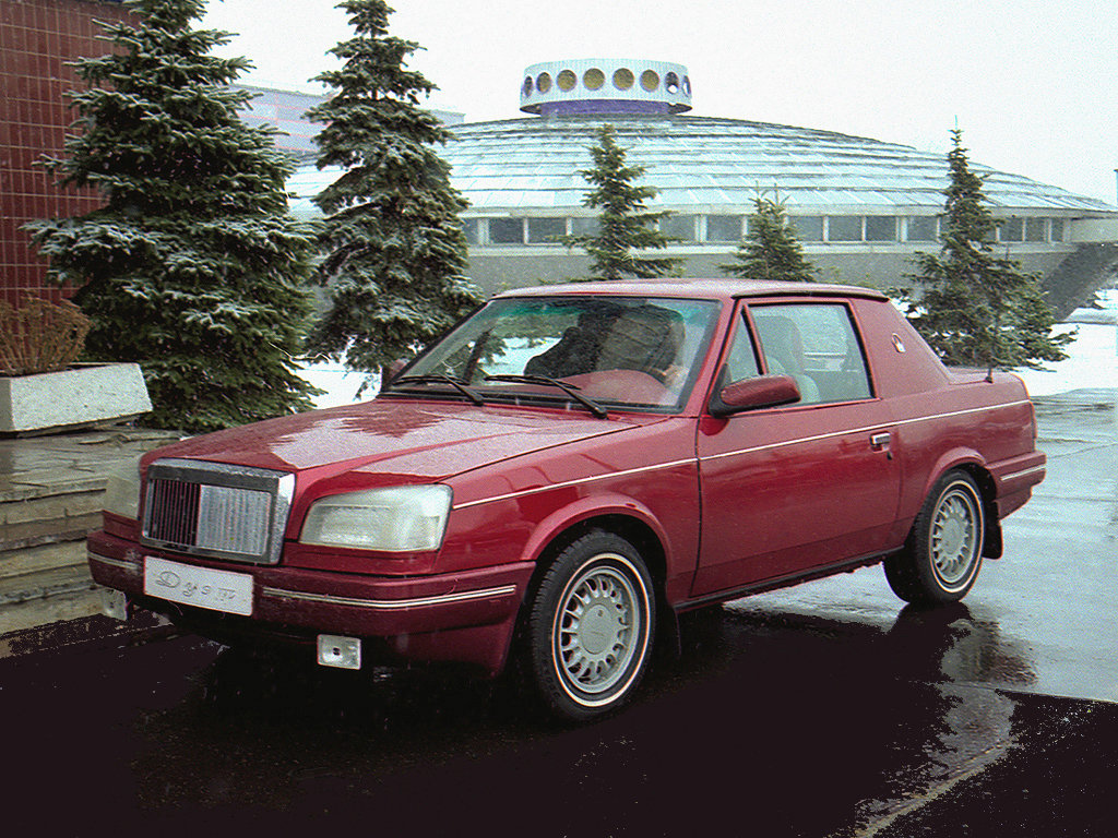Cohort Classic Moskvitch 2142 Prince Vladimir If You