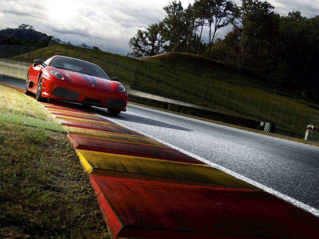 Фото автомобилей Ferrari.