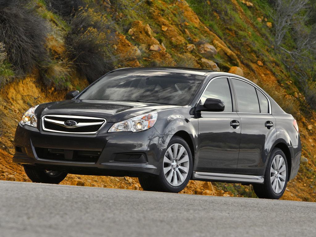 Subaru Legacy Sedan.