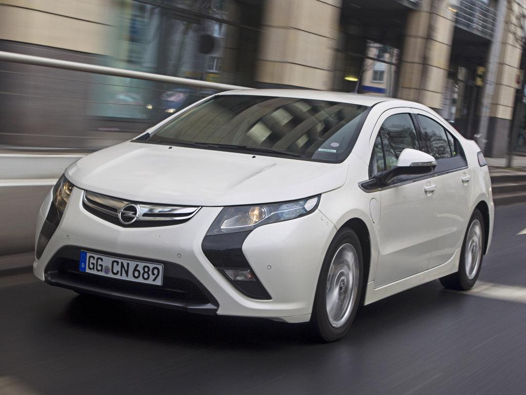 Opel Ampera .