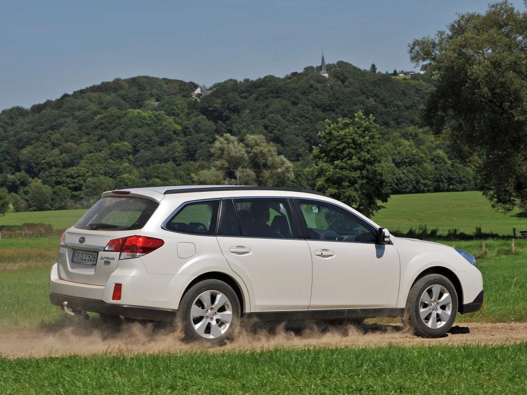 Subaru Outback 2009.