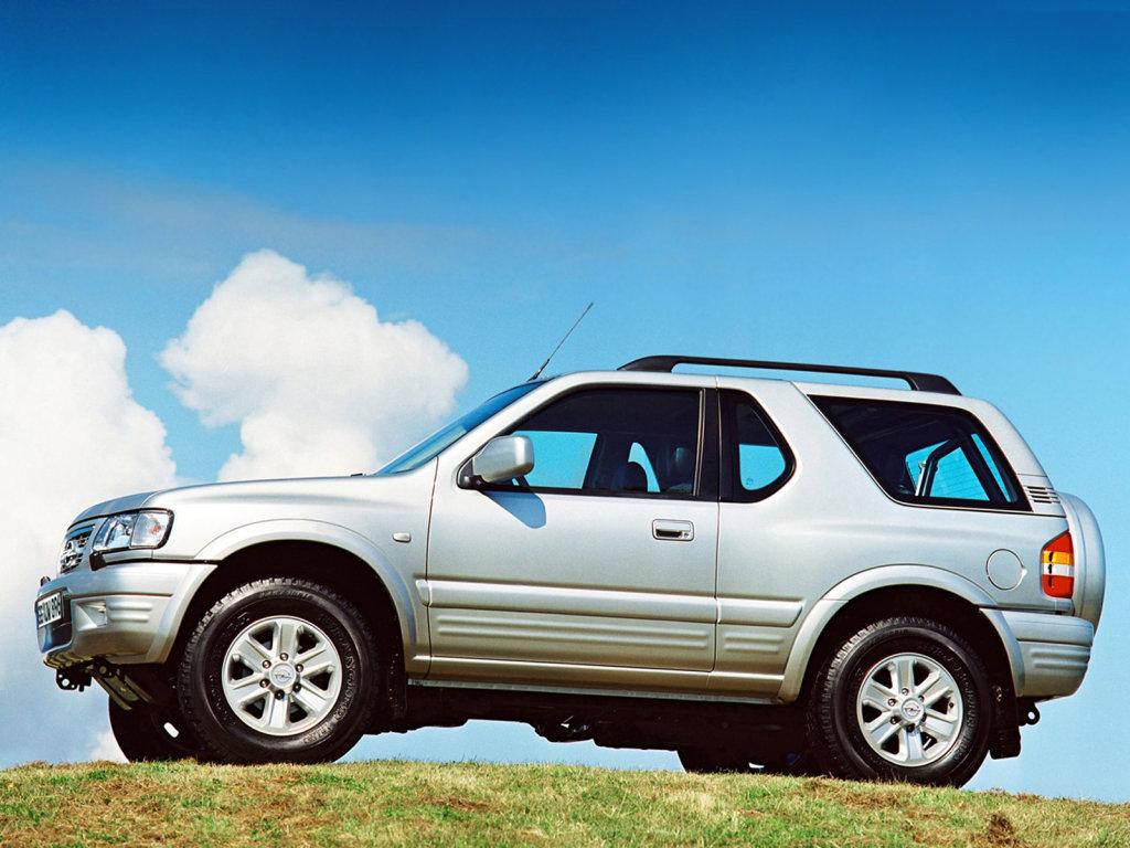 Объявления о продаже Opel Frontera. …