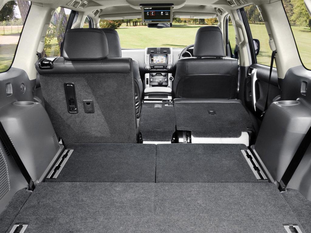 Toyota Land Cruiser Prado 150 - …