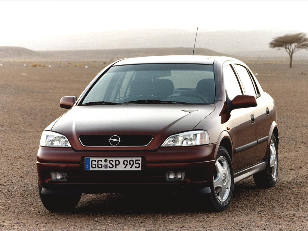Разборка Opel Astra G.