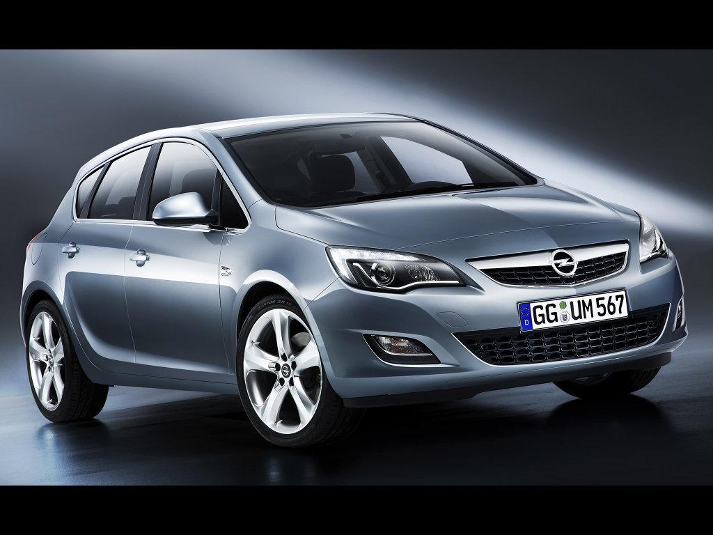 Opel Astra J Руководство по ремо…