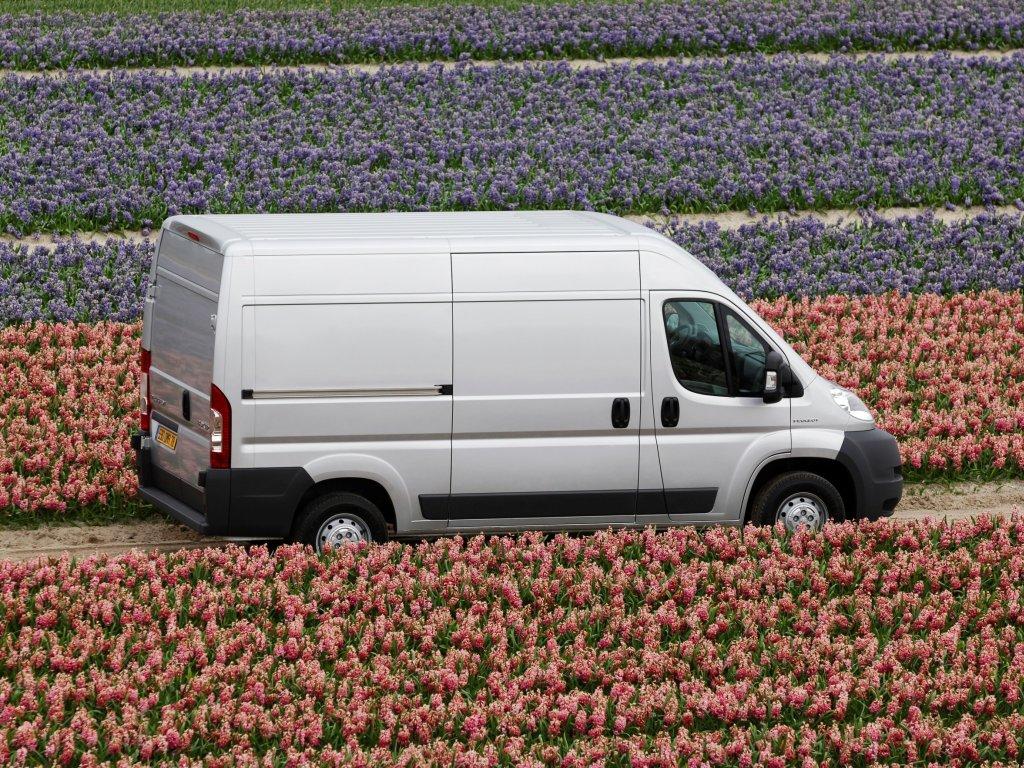 Фотографии Peugeot Boxer Fourg…