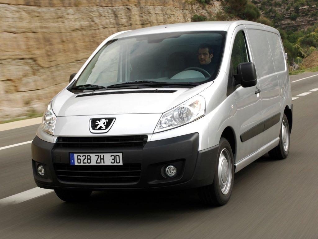 Фото Peugeot Expert Fourgon.