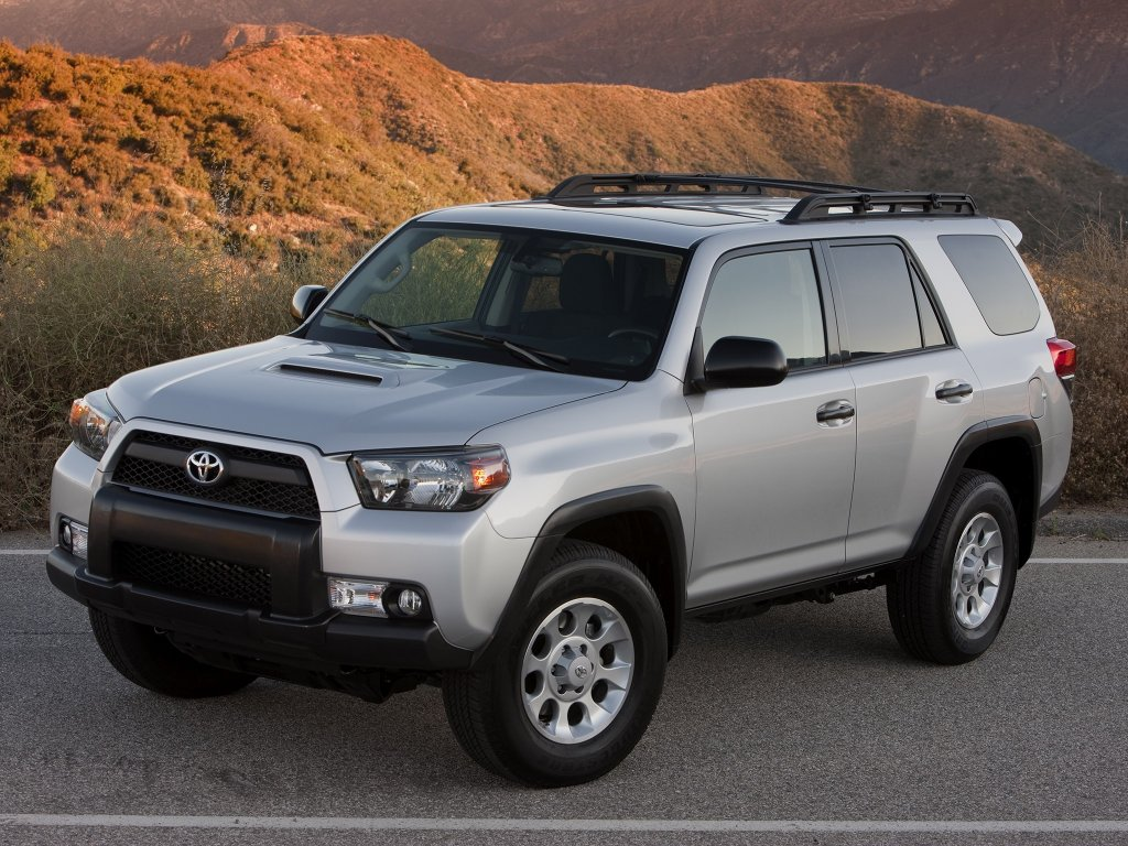 Скачать фотографии Toyota на рабочий…