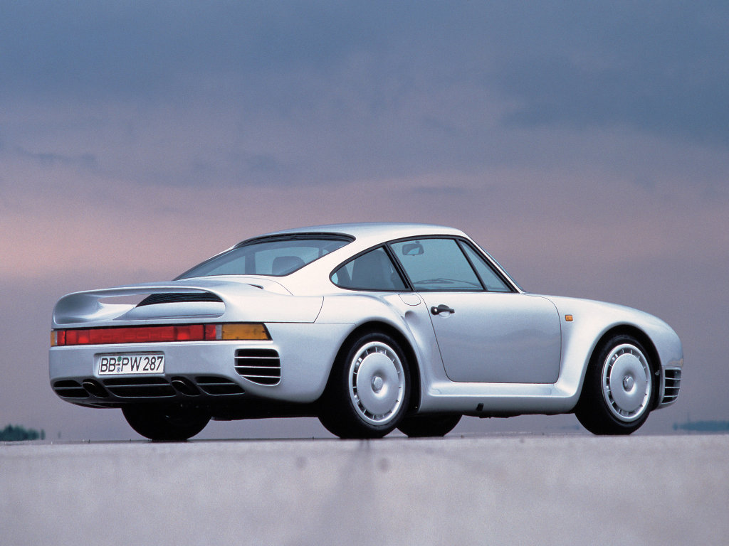 Porsche 959 фото 1195 автомо…