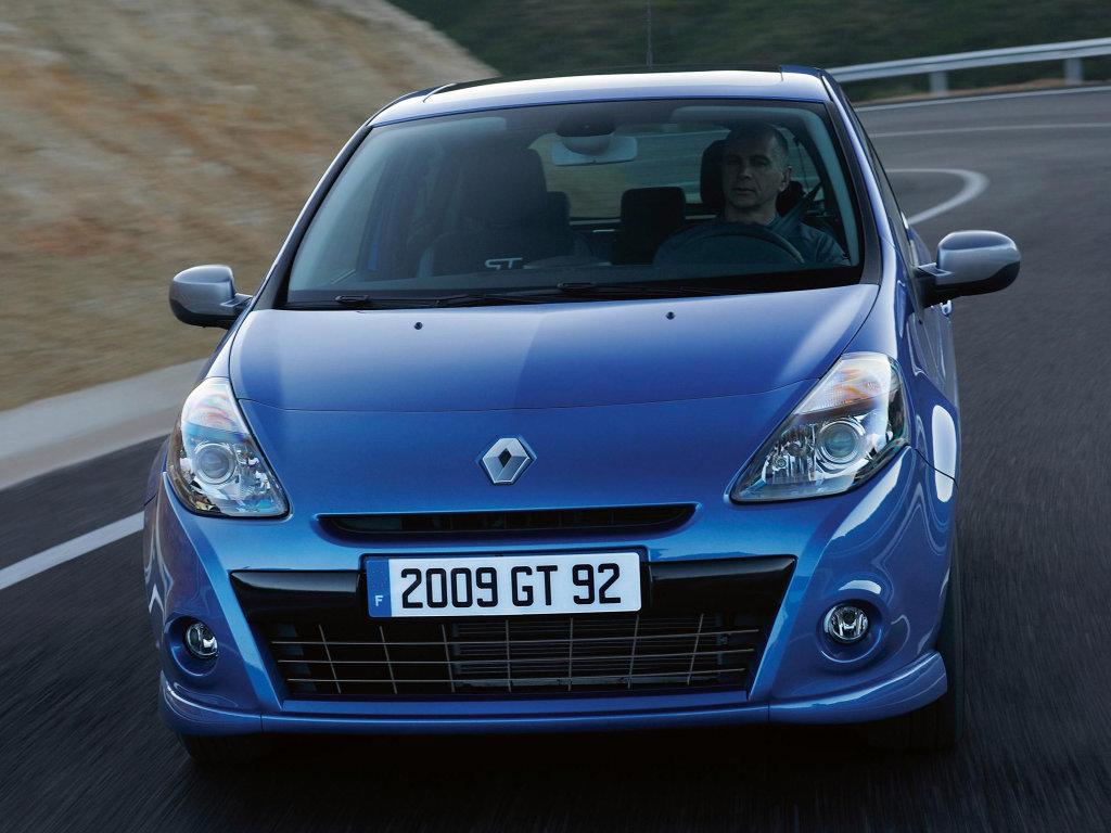 Фото нового авто Renault Cli…