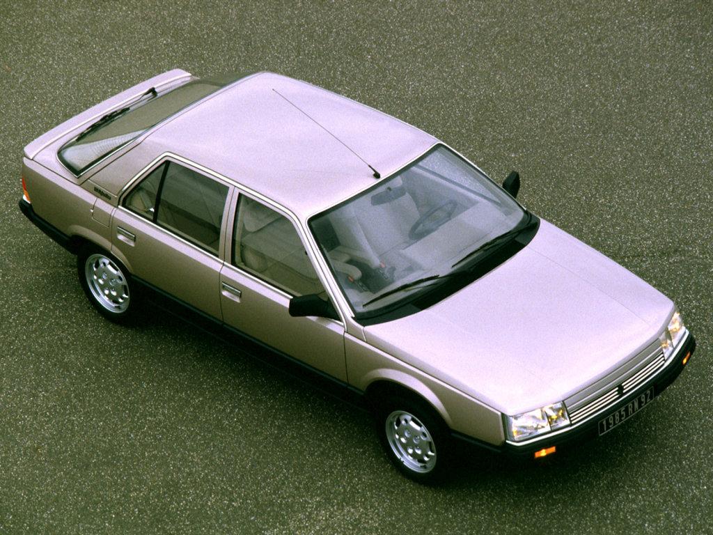 Фото Renault 25.