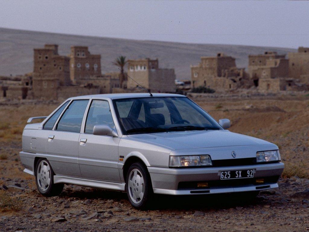 Renault 21: Фото 08.
