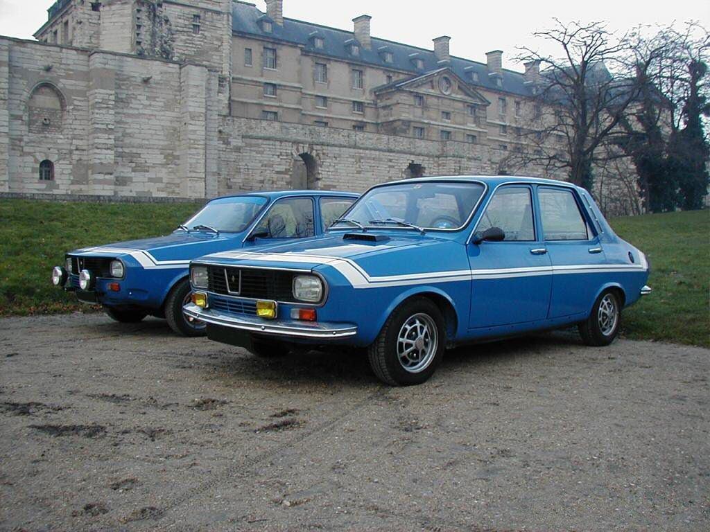 Фото Renault 12,Доска объявлений…