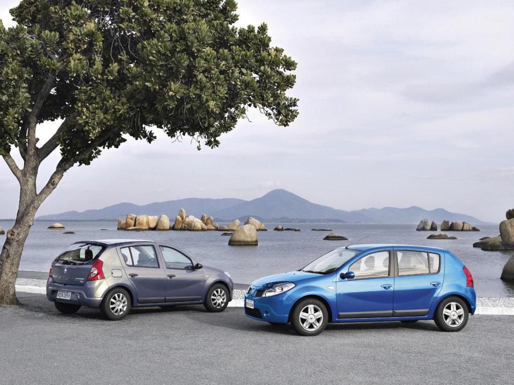 2048x1536.  Обои Renault Sandero…