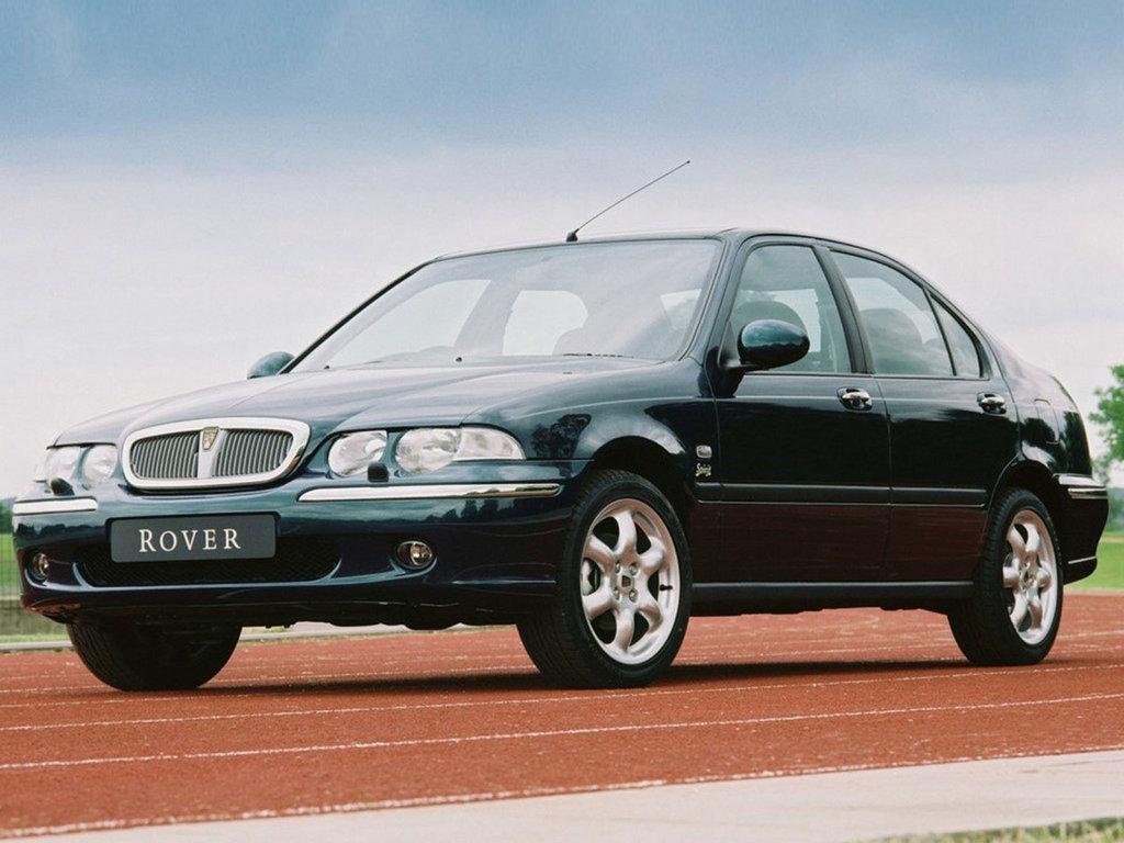 Фотографии автомобилей Rover 45 …