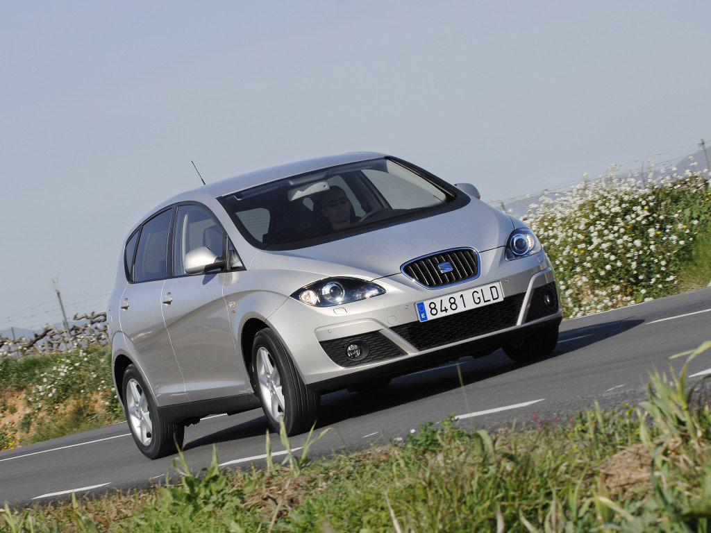 Цены на SEAT Altea 1.6D MT Refer…