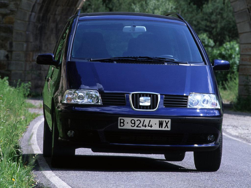 ARVO - AUTO - Автомобили - Seat Al…