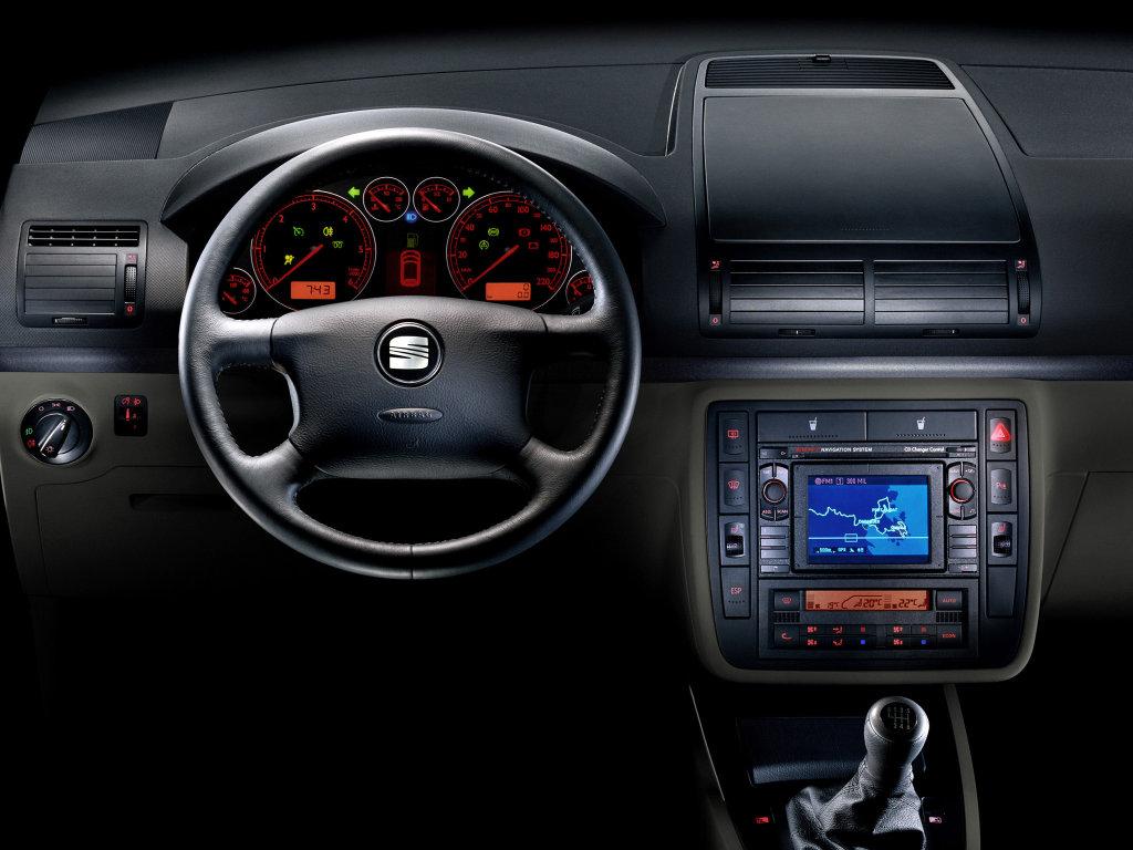 Фото Seat Alhambra,Автомобил…