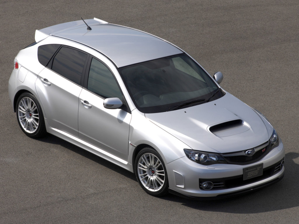Фото Subaru Impreza WRX STI …