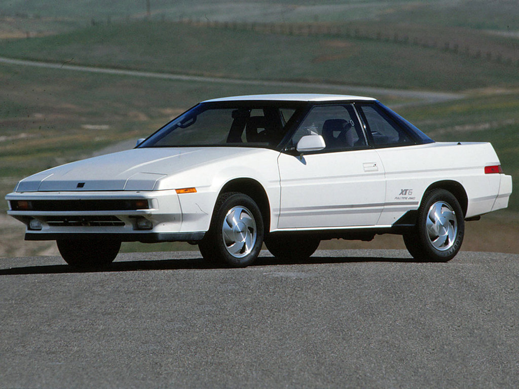 1985 Subaru Xt Coup 233 1 8 Related Infomation Specifications