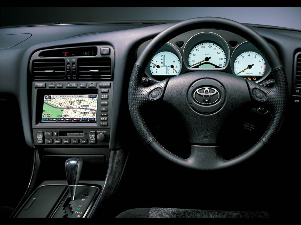 ??????????? Toyota Aristo