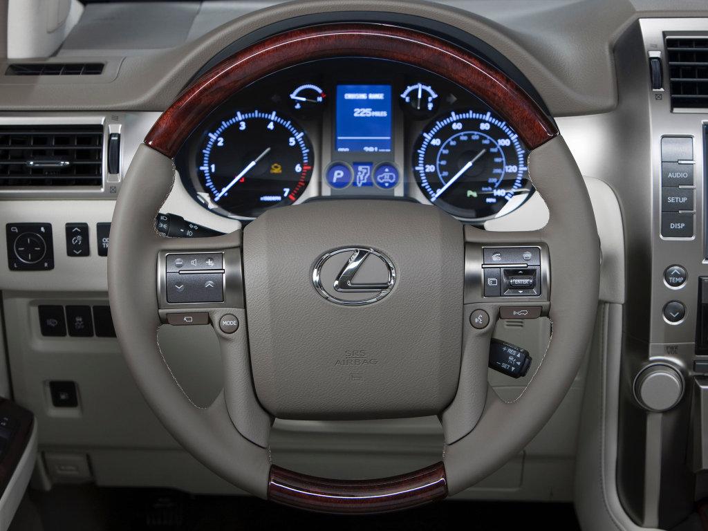 Lexus GX, фото, фотография.
