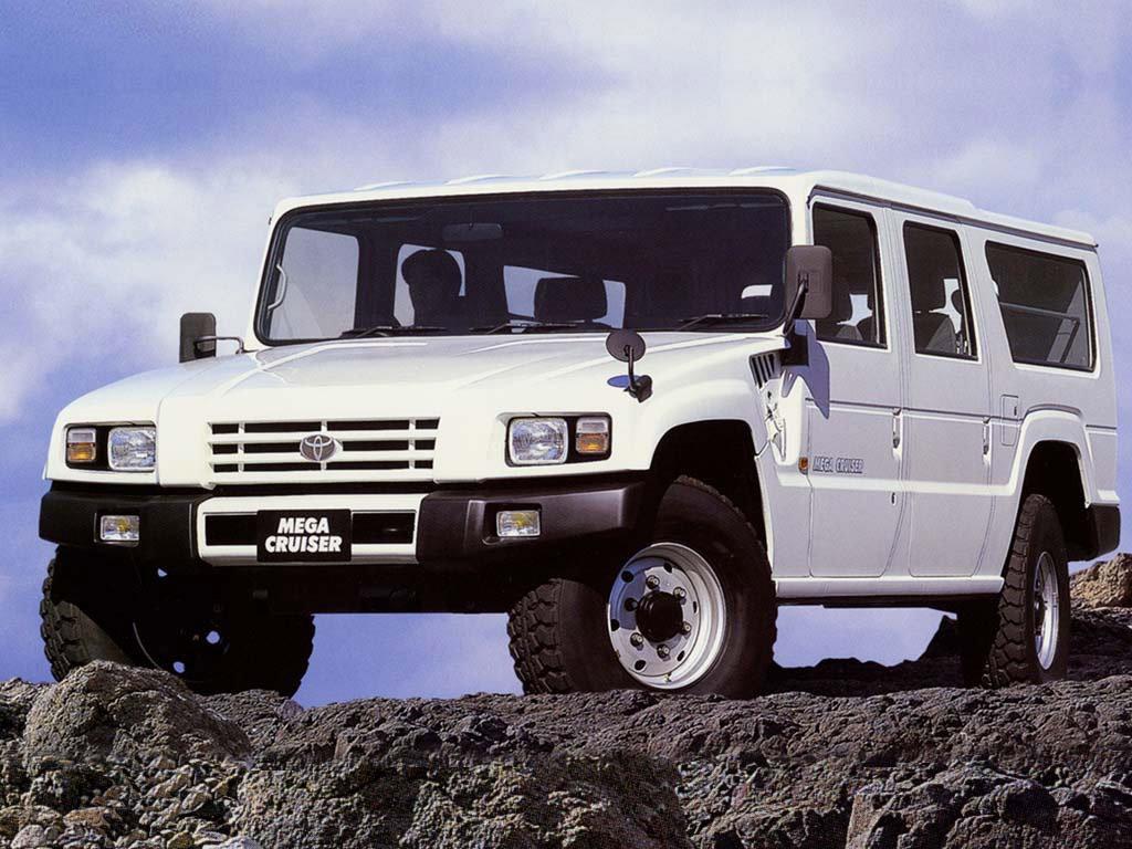 Toyota Mega Cruiser - до сих пор самый в…