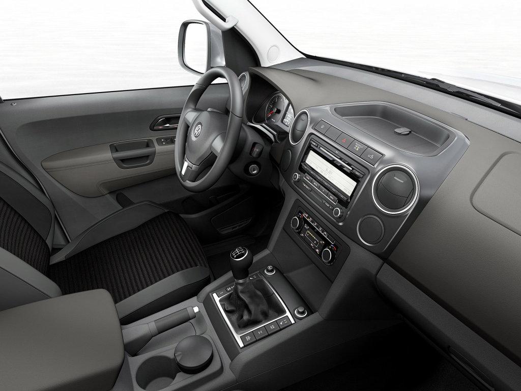 Volkswagen Amarok Interior Lates…