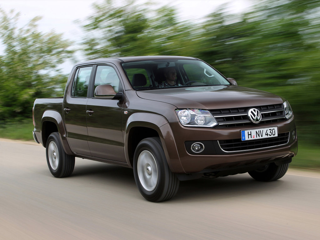 Volkswagen Amarok будут выпускат…