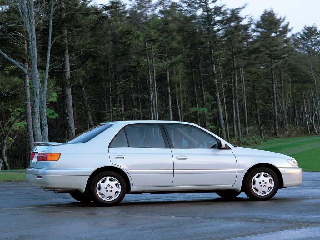 2001 Toyota Corona Premio E 2000 16v 4wd Related